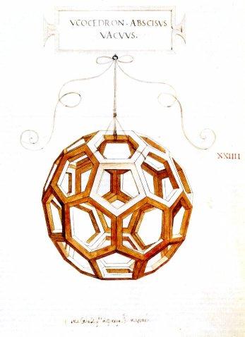 Leonardo da Vinci's Polyhedra